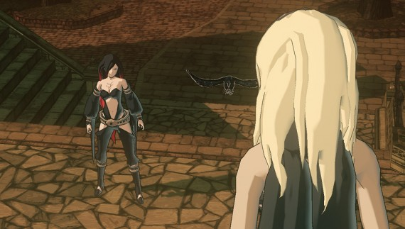 Test Gravity Rush sur PS VITA