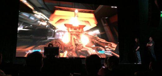 Une vidéo du nouveau Doom en 120 FPS