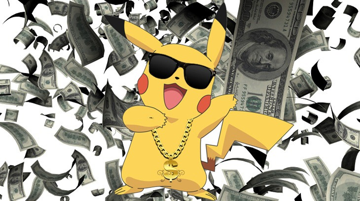 pikachu-money