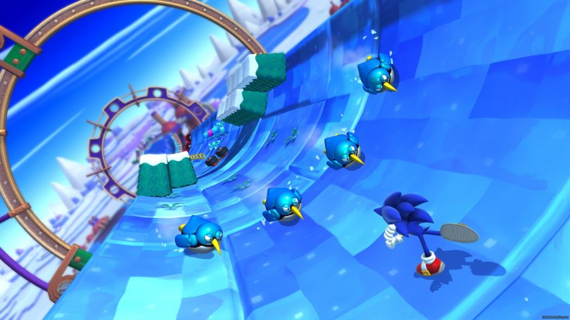 12 images de plus pour Sonic Lost World