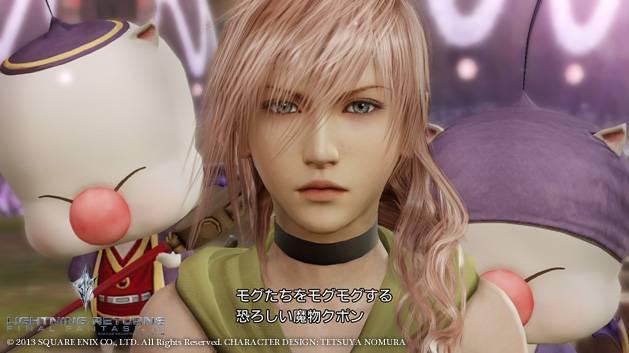36 jolies images pour Lightning Returns : Final Fantasy XIII sur Playstation 3 et Xbox 360