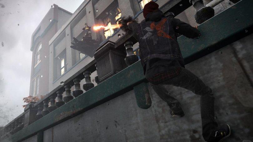 5 images de plus pour inFamous : Second Son sur PS4