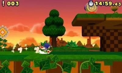 60 visuels de plus pour Sonic Lost World