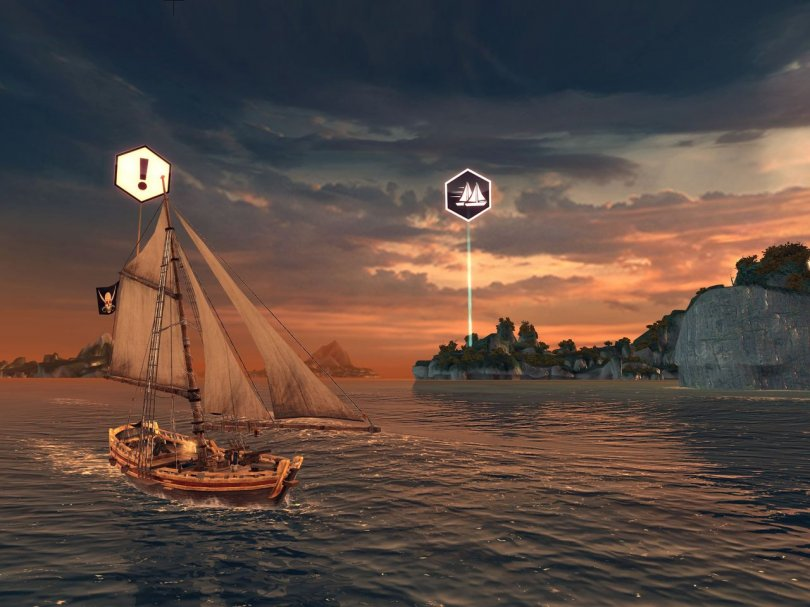 Assassin's Creed : Pirates – Des images, une vidéo et une date de sortie sur iPhone et Android