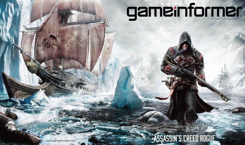 Assassin's Creed : Rogue – Images, vidéo officielles et infos !