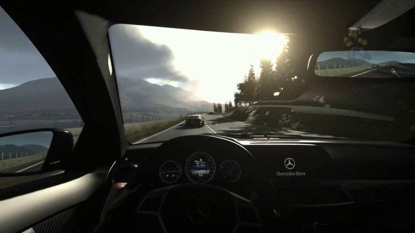 DriveClub nous montre sa vue cockpit