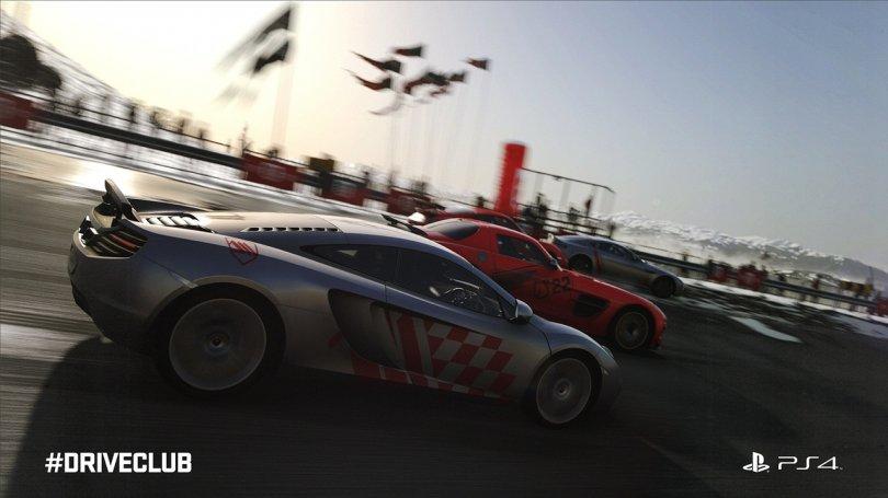 DriveClub sur PS4 - Une date de sortie agrémentée de nouvelles images et d'une vidéo