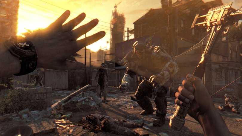 Dying Light se dévoile en 12 sublimes minutes de gameplay (Gamescom 2013)