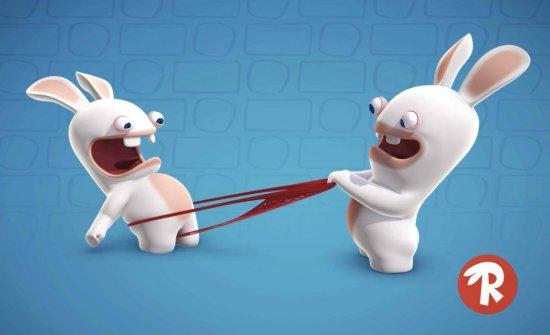 E3 Excellent Trailer Des Lapins Crétins Sur Kinect