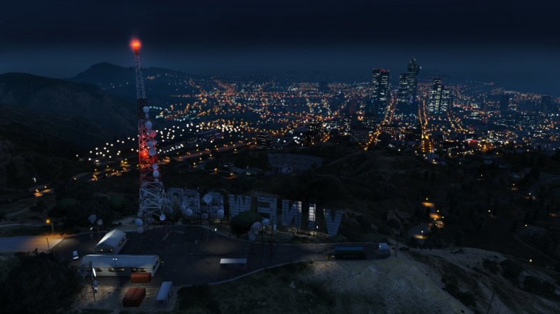 Grand Theft Auto V fait le beau avant sa sortie