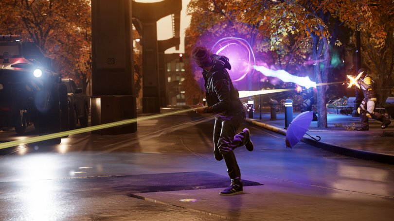 inFamous : Second Son sur PS4 – Vidéos de gameplay, trailer, images, collector