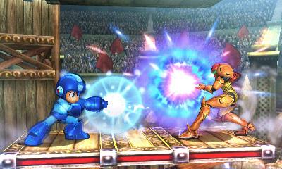 Le plein d'images pour Super Smash Bros sur 3DS