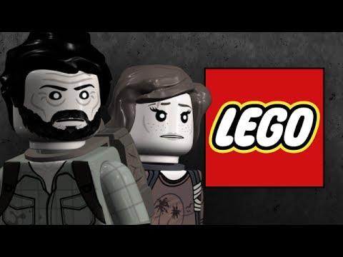 LEGO : The Last of Us - La génialissime vidéo d'un amateur