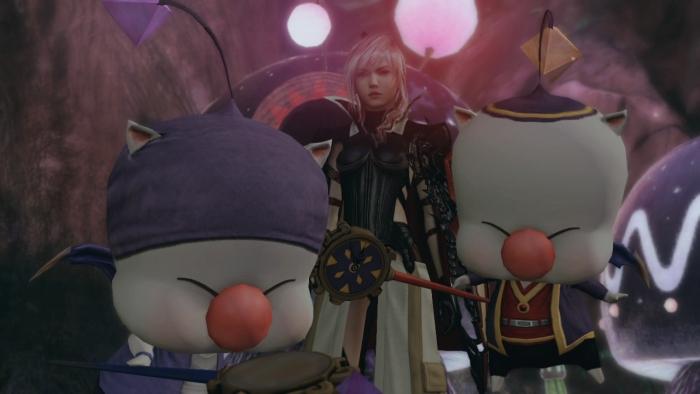 Lightning Returns en 45 images et 7 vidéos – Yuna, Lara Croft et un trailer 16 bits géniale !