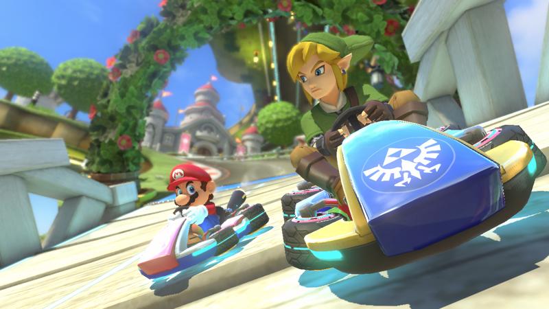 Mario Kart 8 – 2 DLC annoncées avec nouveaux personnages et circuits !
