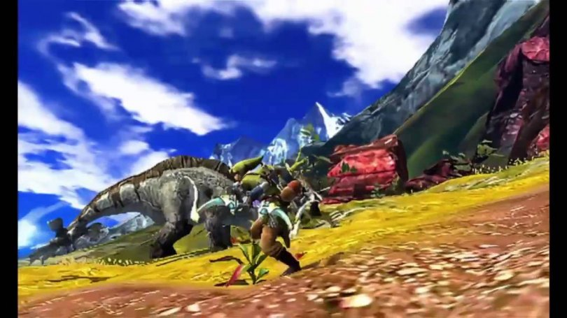 Monster Hunter 4 voit arriver Link, Mario et Luigi pour sa sortie japonaise !