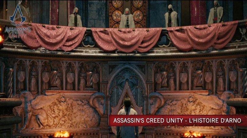 Nouveau trailer somptueux d'Assassin's Creed Unity : L'histoire d'Arno