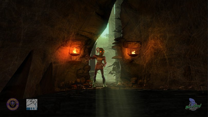 Oddworld : New 'n' Tasty ! Un remake de Oddworld : l'Odyssée d'Abe !