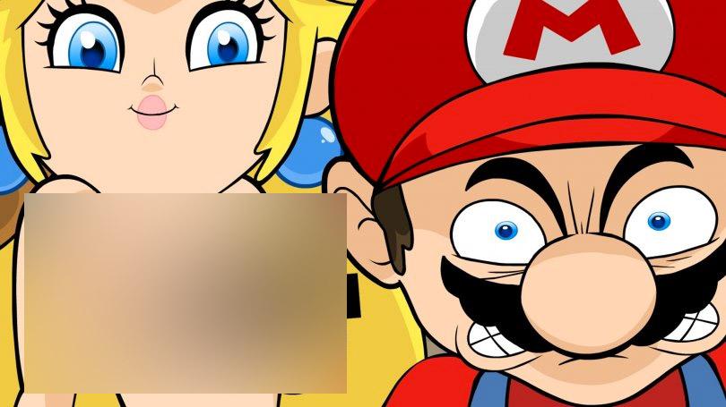 Quand Mario pète un câble dans Mario Kart