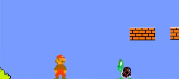 Que se passerait-il si un koopa troopa attrapé une étoile dans Super Mario Bros ?