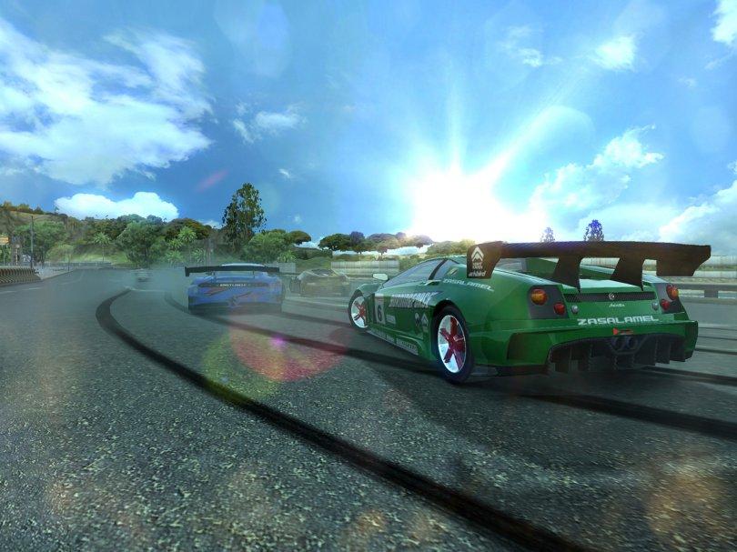 Ridge Racer Slipstream sur mobile pour les 20 ans de la série