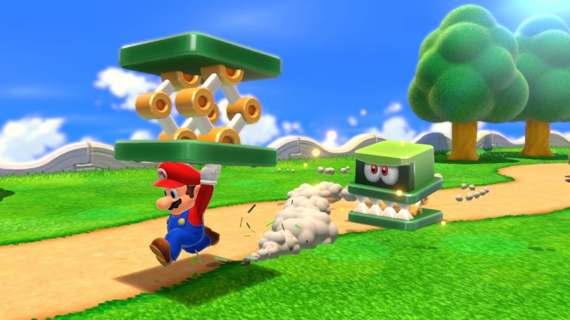 Super Mario 3D World - 18 images en attendant sa sortie
