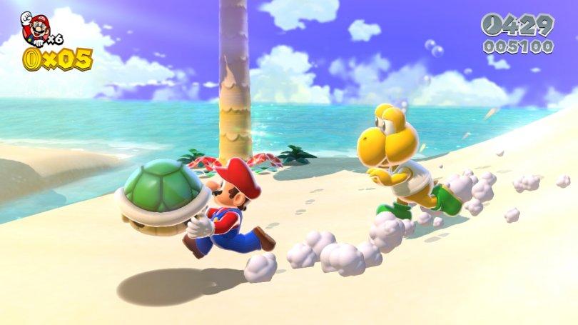 Super Mario 3D World – 27 images de plus et 1 vidéo