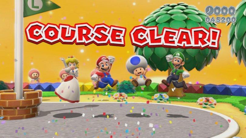 Super Mario 3D World en images avant sa sortie