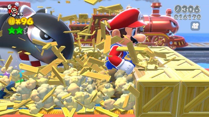 Super Mario 3D World fait sa pub à la télé