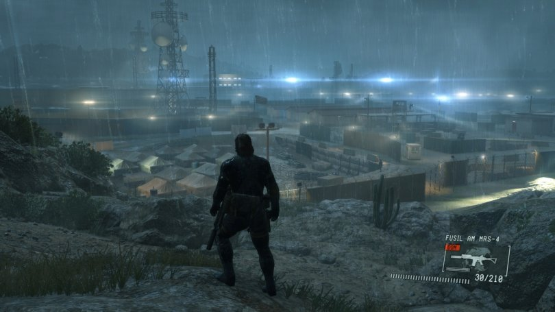 Test de Metal Gear Solid V : Ground Zeroes sur Playstation 4