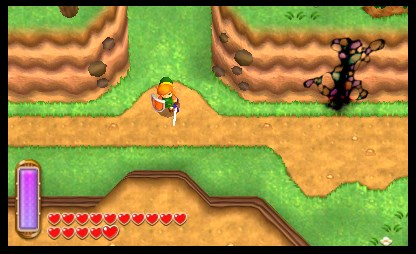 The Legend of Zelda : A Link Between Worlds en images et en vidéos