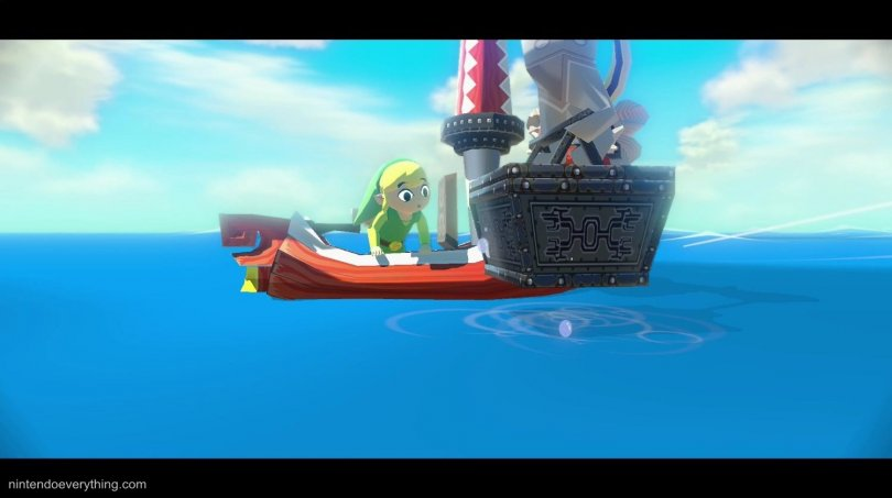 The Legend of Zelda : The Wind Waker HD – Comparatif 2003 VS 2013