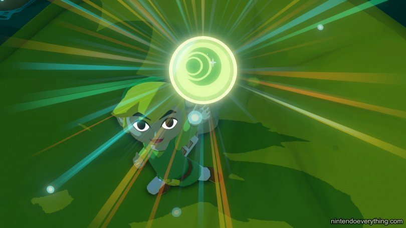 The Legend of Zelda : The Wind Waker HD - 13 images de plus