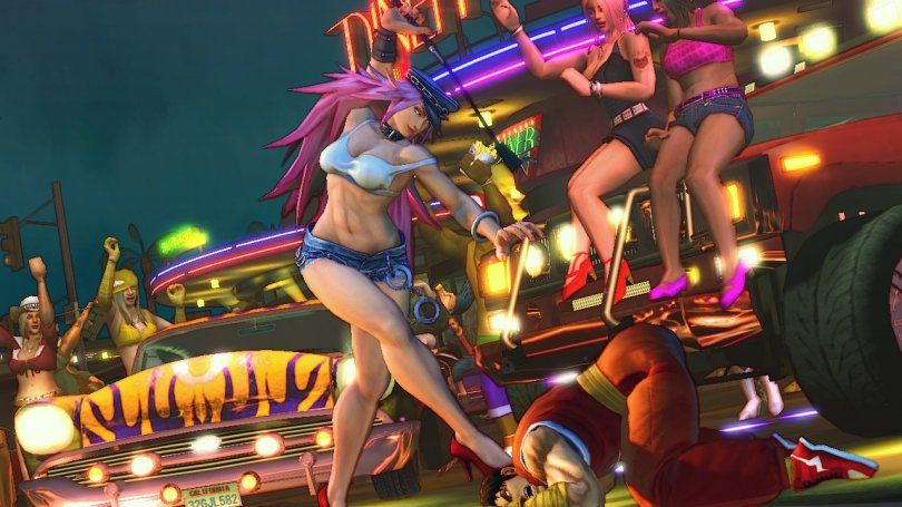 Ultra Street Fighter IV se dévoile en images
