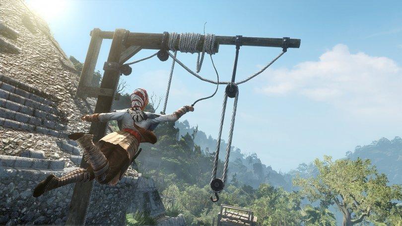 Un trailer, des images et une comparaison SD/HD pour Assassin's Creed : Liberation HD